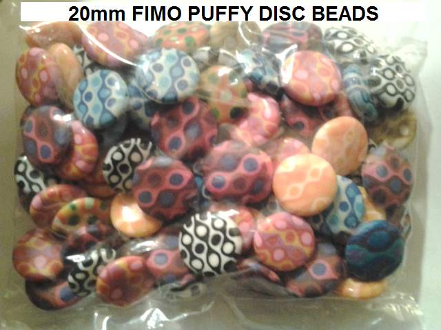 20mm puffy disc