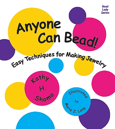 anyone can bead book